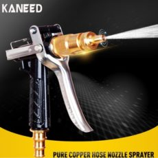 High Pressure Pure Copper Nozzle Sprayer for Car Washing