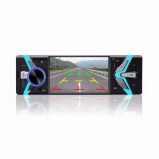 4'' 1 DIN Bluetooth Hands-free Stereo USB/SD FM AUX-IN