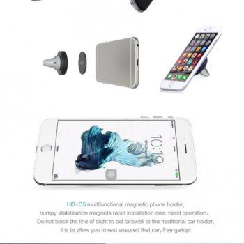 Car Air Vent Magnetic Phone Holder