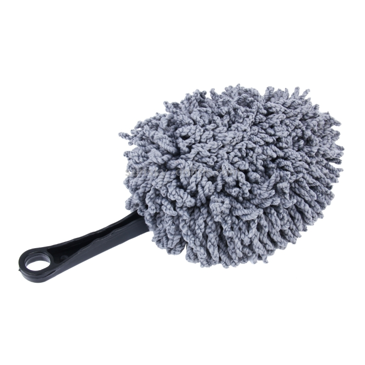 SL-915 Car Dash Duster Washable Microfiber Interior and Exterior Surface Cleaner Wax Treated Professional Detailing Tool, Size: 34 x 19cm