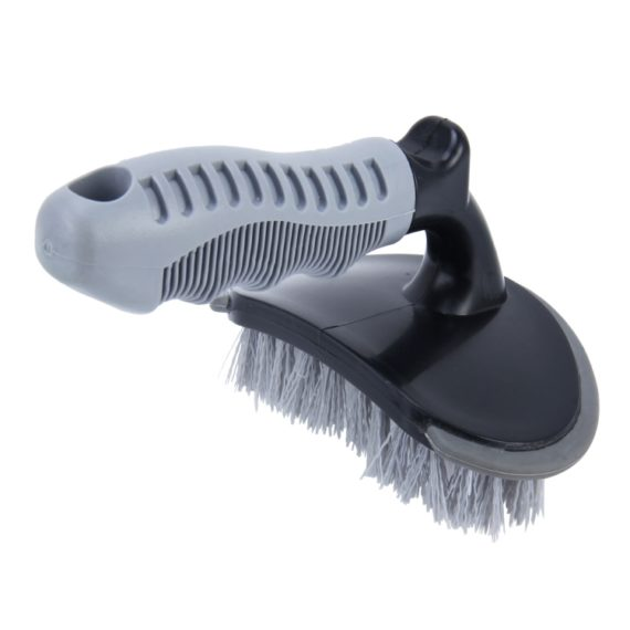 Car Tyre Cleaning Brush with Handle