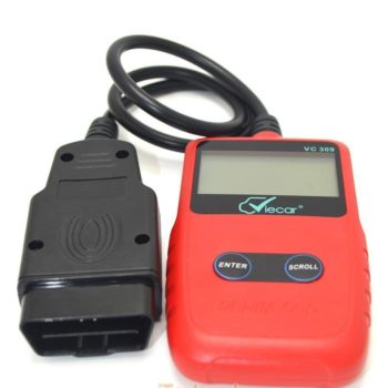 Viecar Obd 2/Eobd Scanner For All Vehicles (Hand Held Type)
